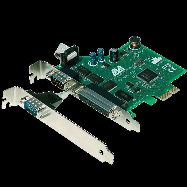 LAVA 2SP-PCIe