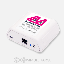 Simulcharge STS-PE