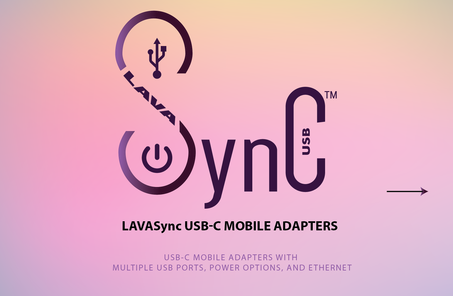 LAVASync USB-C Mobile Adapters