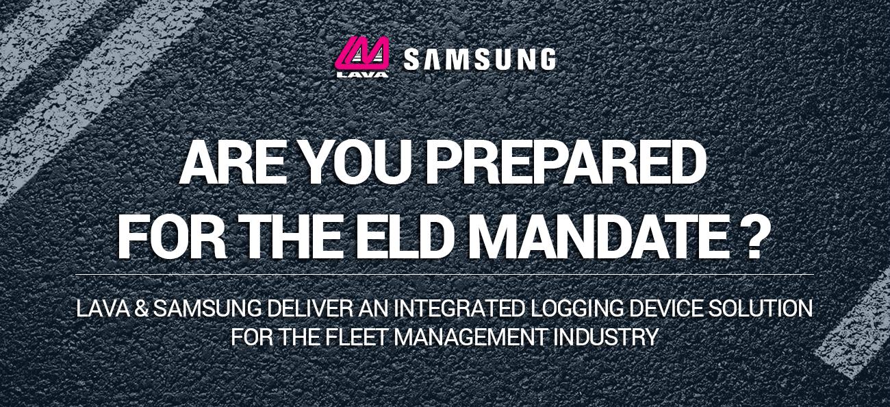 Samsung ELD Tablet